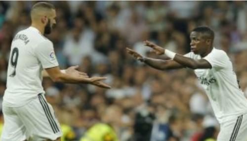ليس كريستيانو رونالدو ولا ليونيل ميسي.. فينيسيوس جونيور يفاجئ الجميع باختياره أفضل لاعب في العالم (فيديو)