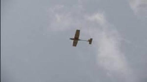 شاهد/ الدفاعات السعودية تسقط طائرتين مسيرتين انطلقتا من اليمن
