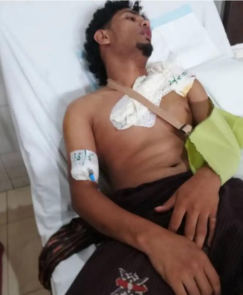 عاجل : اصابة قائد حراسة نائب مدير شرطة امن المنطقة الحرة م/عدن بطلق ناري