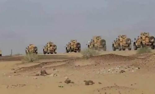 عاجل : انطلقت صباح اليوم عملية عسكرية كبرى لتحرير محافظة البيضاء