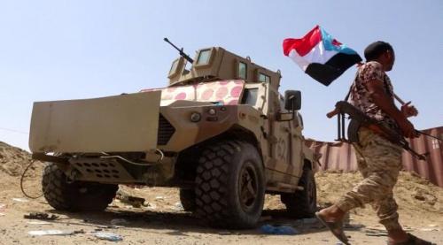 هدوء في أبين عقب أسابيع من القتال بين القوات الحكومية والانتقالي الجنوبي