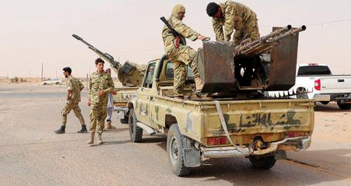 ميليشيات «الوفاق» تستعجل مهاجمة سرت والجفرة بليبيا