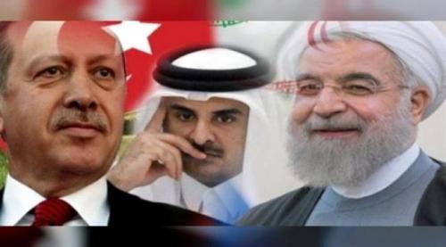 صحيفة عكاظ: إيران وتركيا وقطر تدعم الإرهاب لتنفيذ أجنداتها باليمن