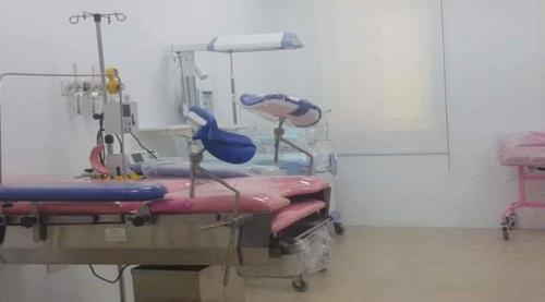 افتتاح غرفتين للولادة بمستشفى خليفة بسقطرى