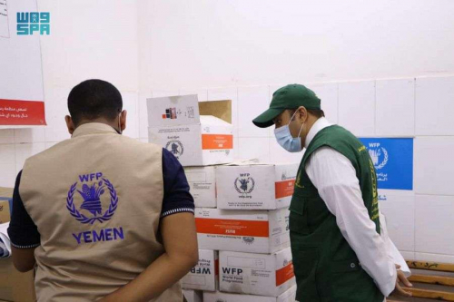 مركز الملك سلمان يتفقد سير مشروع تحسين الأمن الغذائي في عدة محافظات يمنية