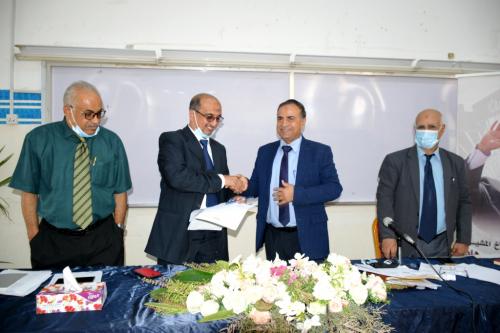 *جامعة عدن وجامعة شبوة توقعان محضر تفاهم وتعاون في المجالات العلمية المشتركة*