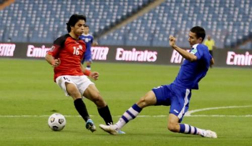 المنتخب الوطني لكرة القدم يخسر أمام نظيره الاوزبكي