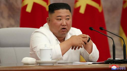 """زعيم كوريا الشمالية يقيل مسؤولين كباراً بعد """"حادث خطر"""""""