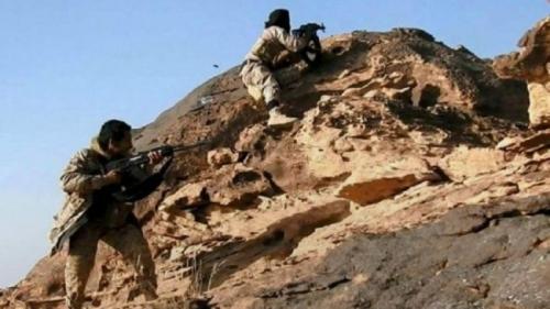 مصرع 15 حوثيا في هجوم فاشل لها بمحور علب بصعدة