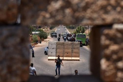 """القوات السورية تسيطر على """"مهد الانتفاضة"""""""