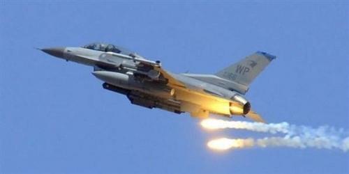 التحالف يدك منصة صواريخ حوثية في مديرية سحار بصعدة