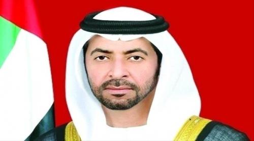 حمدان بن زايد يوجه بتعزيز مبادرات الهلال الأحمر في كافة المحافظات اليمنية