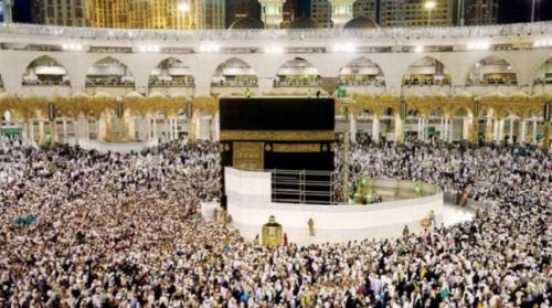شاهد/السعودية تعلن الانتهاء من أعمال الصيانة الدورية للكعبة المشرفة
