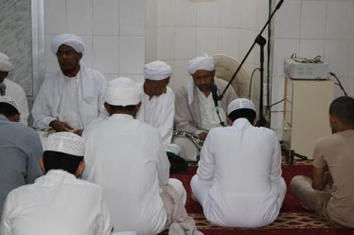 حي السلام يشهد مناسبةً عظيمة بذكرى حولية العارف بالله الحبيب/أحمد بن محسن الهدار