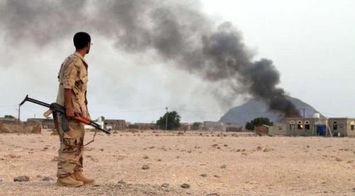 الجيش اليمني استعدادا للخيار العسكري في #الحـديدة