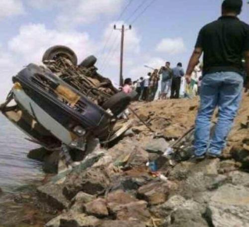 عدن ..حادث مروري مروع بالخط البحري