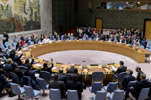 رسالة سعودية لمجلس الأمن: الحوثي يهاجمنا بصواريخ إيرانية الصنع