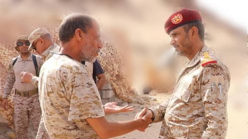 """أول رد من رئيس الاركان """"بن عزيز"""" على تهديدات أبو علي الحاكم"""