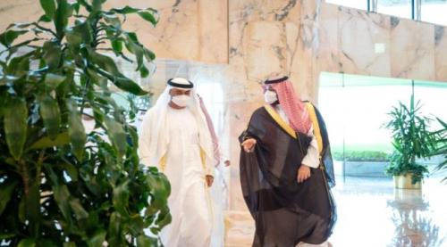 دلالات زيارة ولي عهد أبوظبي التاريخية للمملكة العربية السعودية؟