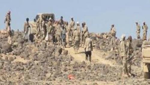 قيادي إصلاحي ينشق عن قوات الشرعية وينظم لمليشيا الحوثي