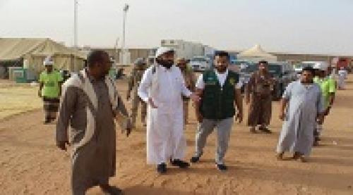 المدير العام لميناء الوديعة البري يؤكد تفويج 23.535 حاج وينفي اي تكديس في المنفذين اليمني والسعودي