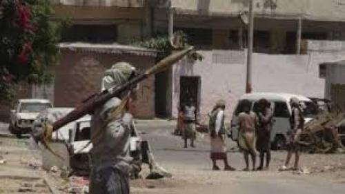 تفاصيل /تجدد الاشتباكات في عدن وسقوط قتلى