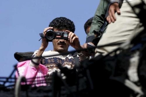 منظمة دولية تكشف اختفاء ما لا يقل عن عشرين صحفي في اليمن منذ انقلاب المليشيا على الشرعية