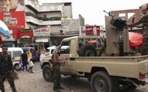 تجدد الاشتباكات المسلحة في عدن وسقوط قتيل