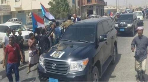 عاجل : شبوة تنطلق في موكب ضخم الى عدن للمشاركة في مليونية النصر