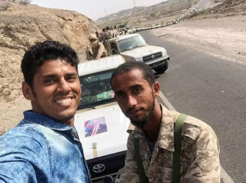 """عاجل: قوات جنوبية ضخمة في طريقها إلى مدينة عتق بمحافظة شبوة """"صور"""""""
