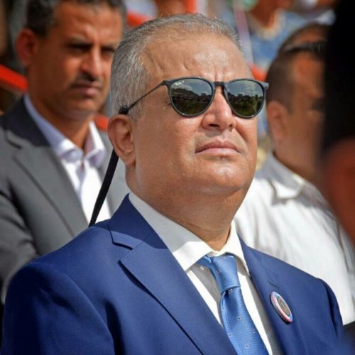 شطار يعلق /على أداء محافظ عدن الجديد اليمين الدستورية