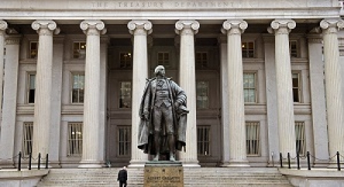 عجز الميزانية الامريكية في أغسطس ضعف الشهر الذي سبق