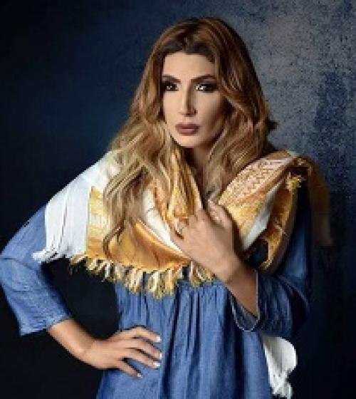 الفنانة ايمان الشريف تتجه الى الجونة من أجل فيلمها الجديد ولدي