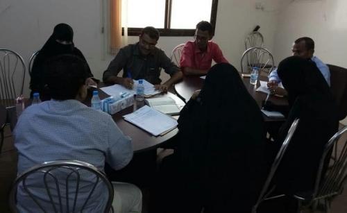 مجلس أمناء مؤسسة الأمل للتنمية يعقد اجتماعه لشهر أغسطس