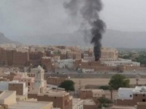 حضرموت: توقف الدراسة في ثانوية شبام اليوم الخميس بعد حادث الإنفجار