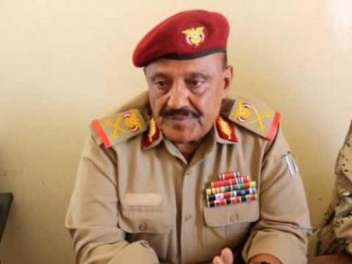 شاهد.في انتهاك جديد..حكومة الشرعية توقف  قائد المنطقة العسكرية الرابعة عن العمل (وثيقة)