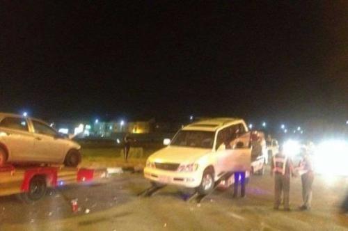 حادث مروري مروع في الدمام ينتج عنه ضحايا