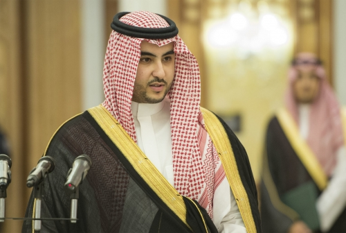 شاهد بن سلمان يوجه رسالة هامة لليمنيين والشعوب العربية
