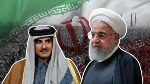 تقرير/صحيفة دولية تكشف عن تعاون قطري - إيراني خدم الحوثي واستهدف التحالف العربي
