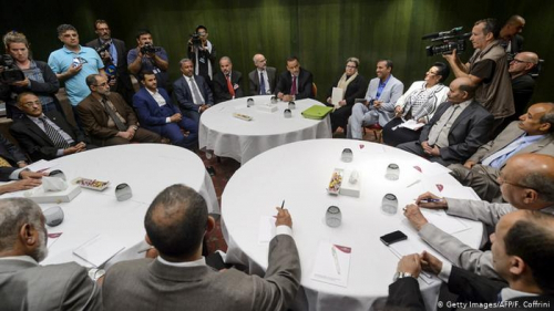مصدر حكومي: لقاء في جنيف مع الحوثيين لبناء الثقة