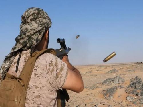 استشهاد قائد عسكري كبير بالجيش الوطني في مأرب (الاسم)