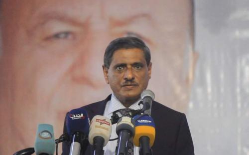 محافظ حضرموت:  سنوقف تصدير النفط من حقول وميناء تصدير النفط (الضبة) اعتباراً من 1 أكتوبر ما لم تفي الحكومة بالمطالب