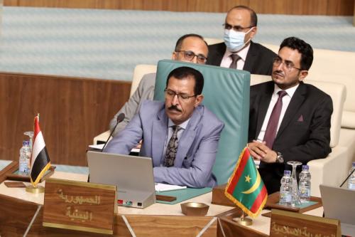 وفد وزارة الصناعة يشارك في الاجتماع التحضيري للدورة الـ 108 للمجلس الاقتصادي والاجتماعي العربي