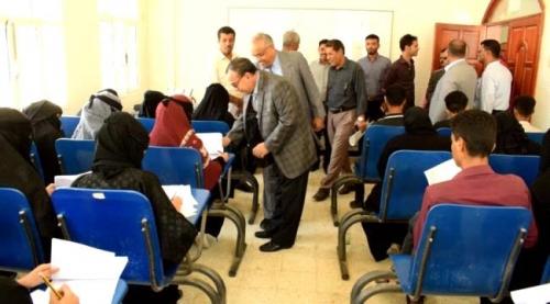 2000 طالب وطالبة يتنافسون على 300 مقعد في كلية طب الأسنان جامعة عدن