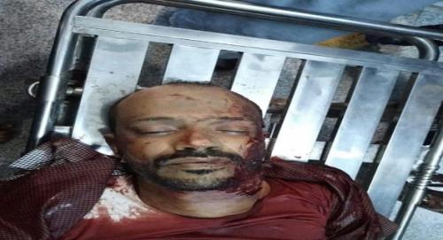 عاجل: مسلحون يعدمون مواطنا من شبوة بخور مكسر امام انظار العامة