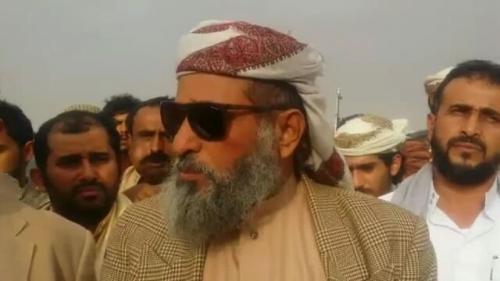 الشيخ عوض بن عشيم العولقي يبارك انتصارات الضالع ويشيد بجهود المملكة لإنجاح حوار جدة