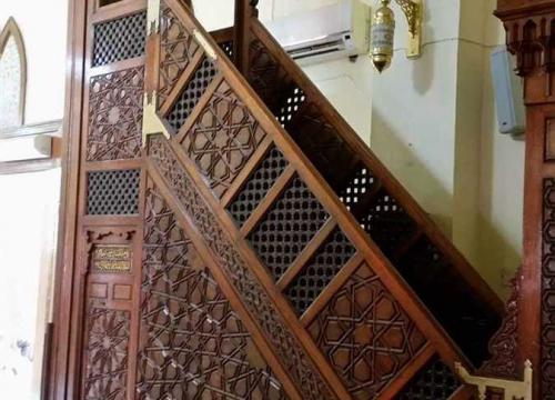 وفاة إمام مسجد أثناء صعود المنبر لخُطبة الجمعة