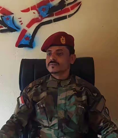 """عاجل.. العميد """"رشدي الحوشبي"""" : قواتنا جاهزة لتنفيذ  كل المهام العسكرية والأمنية للدفاع عن الوطن."""
