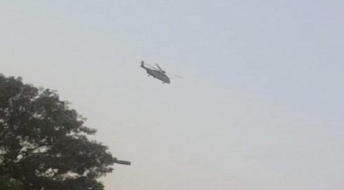 عاجل: قوات تابعة لقوات التحالف بقيادة المملكة العربية السعودية تنتشر في محيط قصر معاشيق