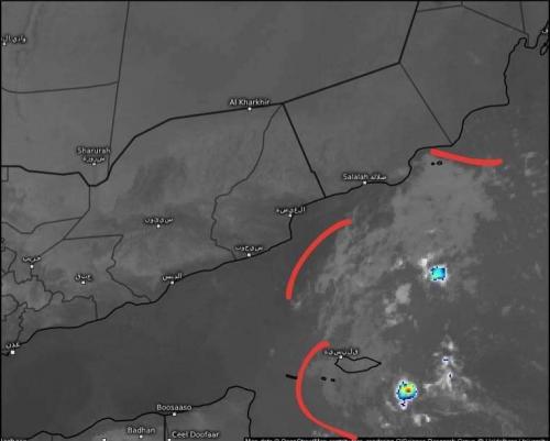 فلكي يمني: هذا مايلاحظ الان انتشار بالقرب من سواحلنا الجنوبية